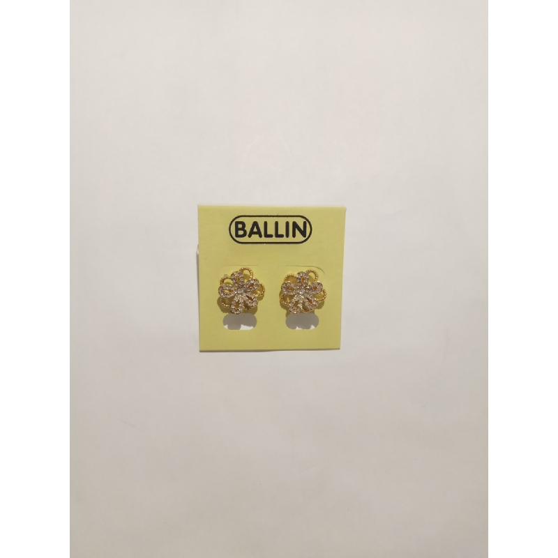Ballin - Women Earring YZ E15285G Gold