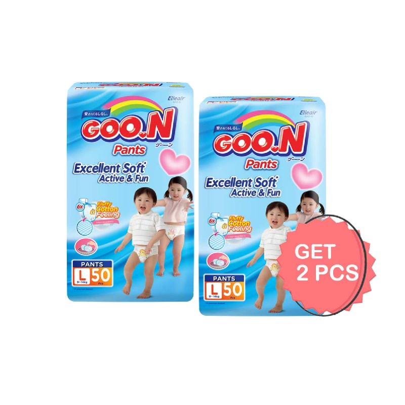 Goon Popok Celana Slim L 50S (Get 2)