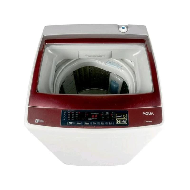 AQUA AQW-98DD Mesin cuci Top Loading matic 9kg