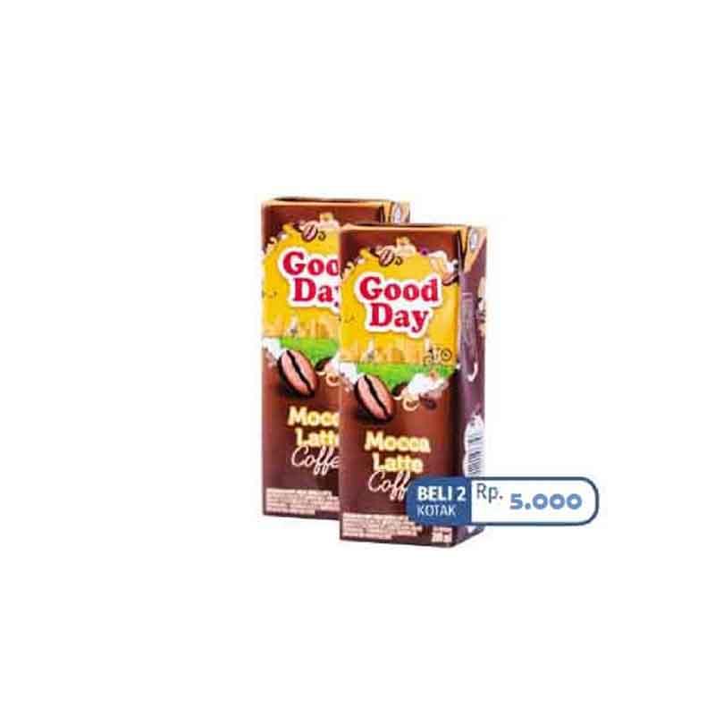Good Day Mocca Latte 200Ml (2 Pcs)