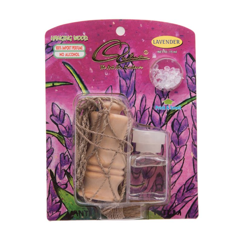 QALUA Starter Pack 15ml Lavender