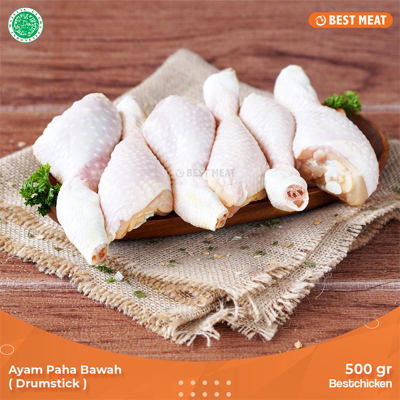 Ayam Paha Bawah (Drumstick) 500 gr