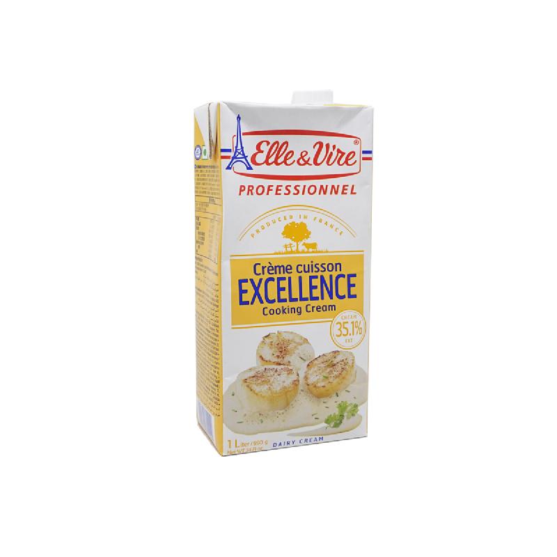 Ev Cream Special Cooking 35.1% Fat