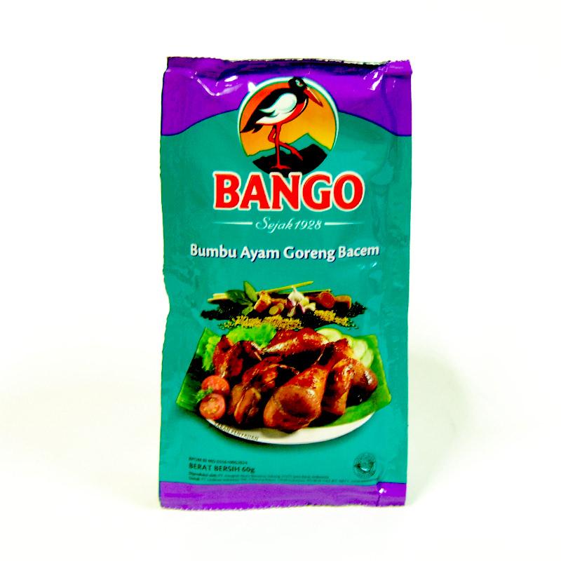 Bango Bumbu Ayam Goreng Bacem 60Gr