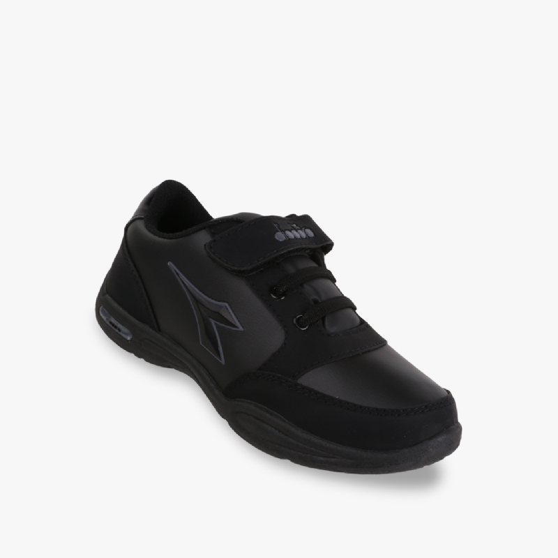 Diadora Holmer Kid Sneakers Shoes Black