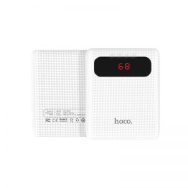 HOCO Mige Powerbank B20 10000mAh White