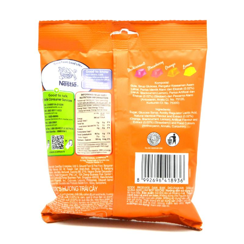 Foxs Fruits Bag 90G