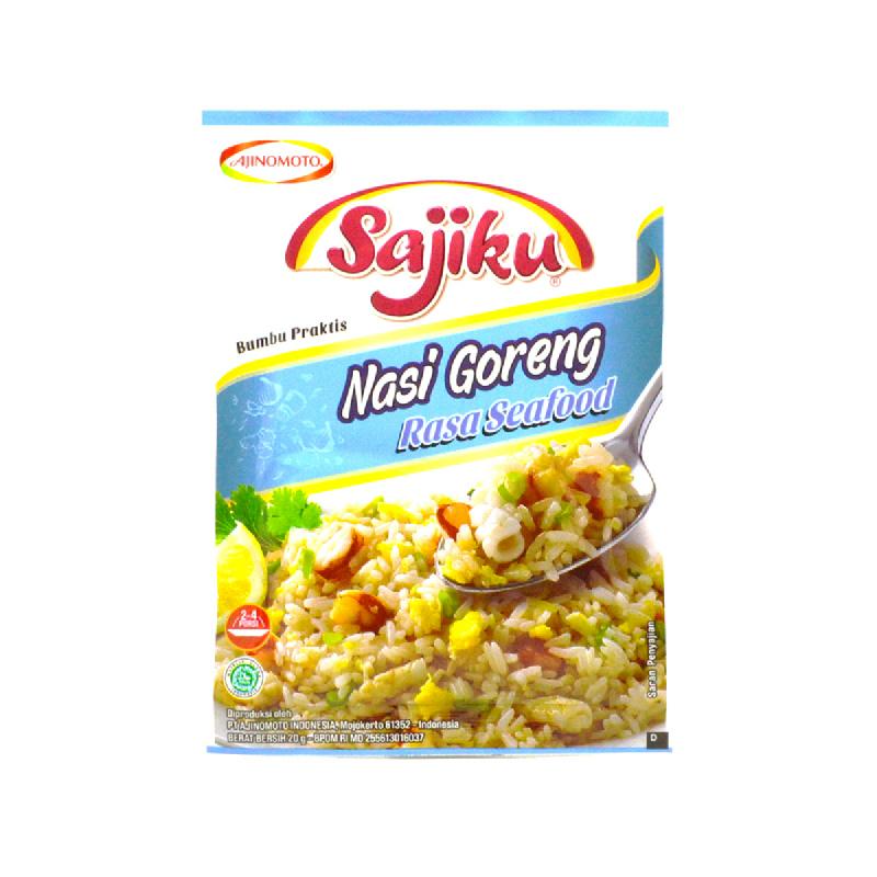 Sajiku Nasi Goreng Sea Food 20 Gr