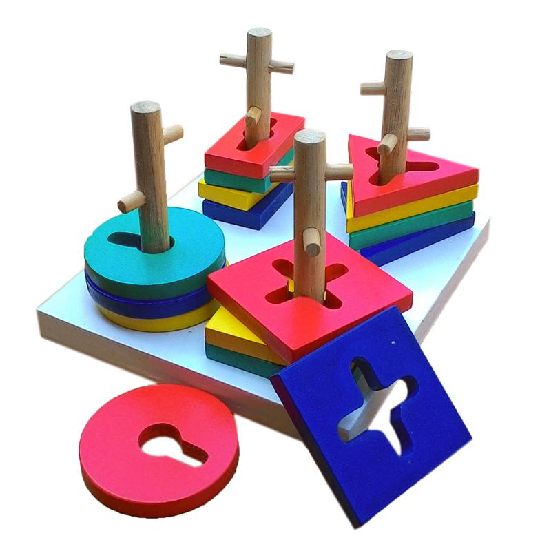 Nobie Toys Menara Kunci 4
