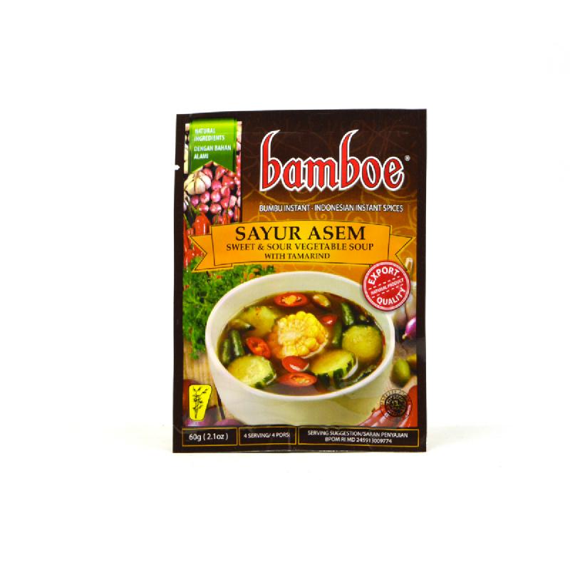 Bamboe Bumbu Sayur Asem 60 Gram