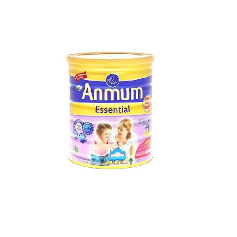 Anmum Essential 4 Vnl Tin 750G