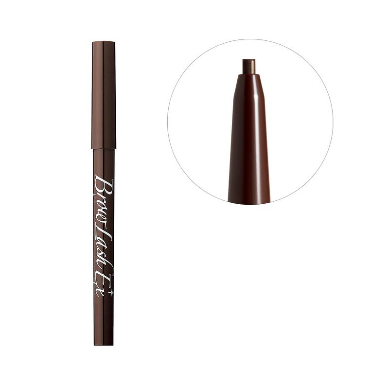 BCL 2mm Slim Gel Pencil Brown Browlash Ex
