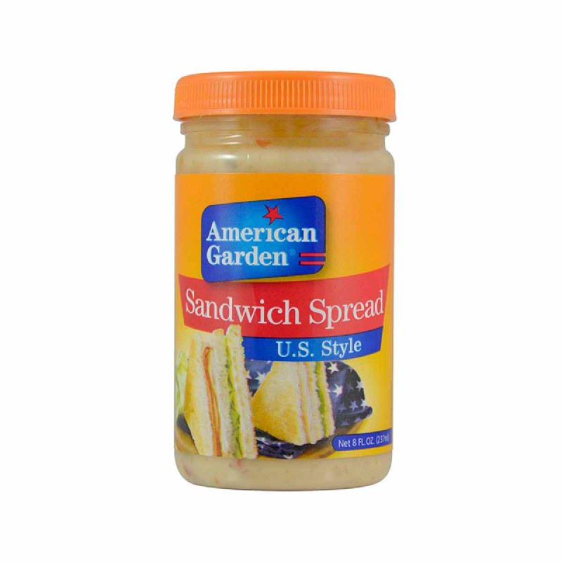 American Garden Sandwich Spread 237Ml