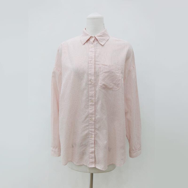 Needs Stripe Shirt (3color) Red