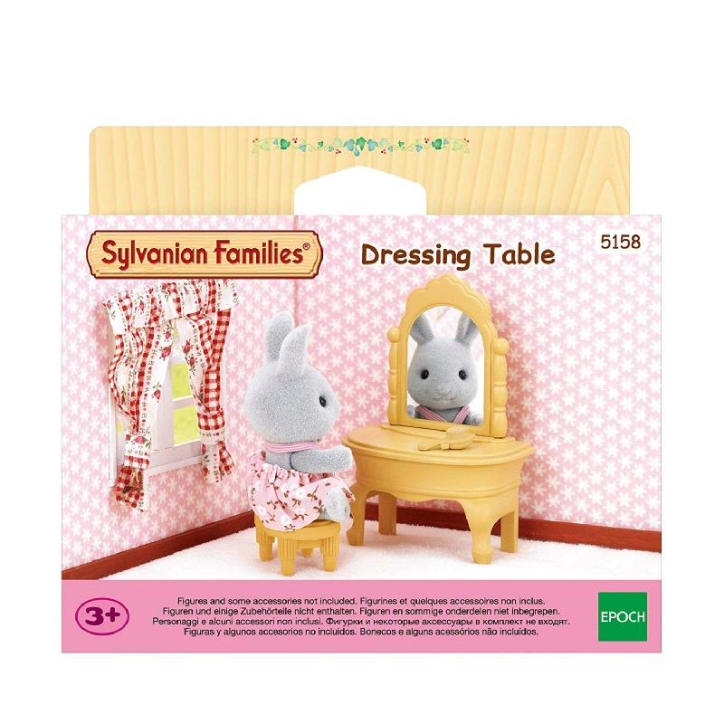 Sylvanian Families Dressing Table ESFU51580
