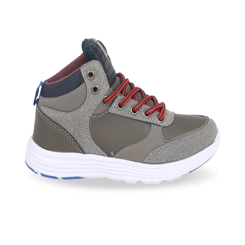 Kids Shoes Boy Boot Grey