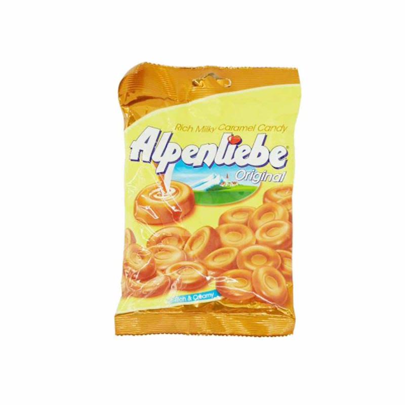 Alpenliebe Caramel Bag 140 G-125G