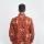 Asana Batik Lengan Panjang Naludra Brown