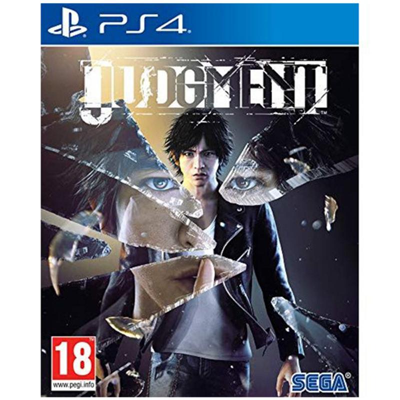 PS4 Judgment Reg 2