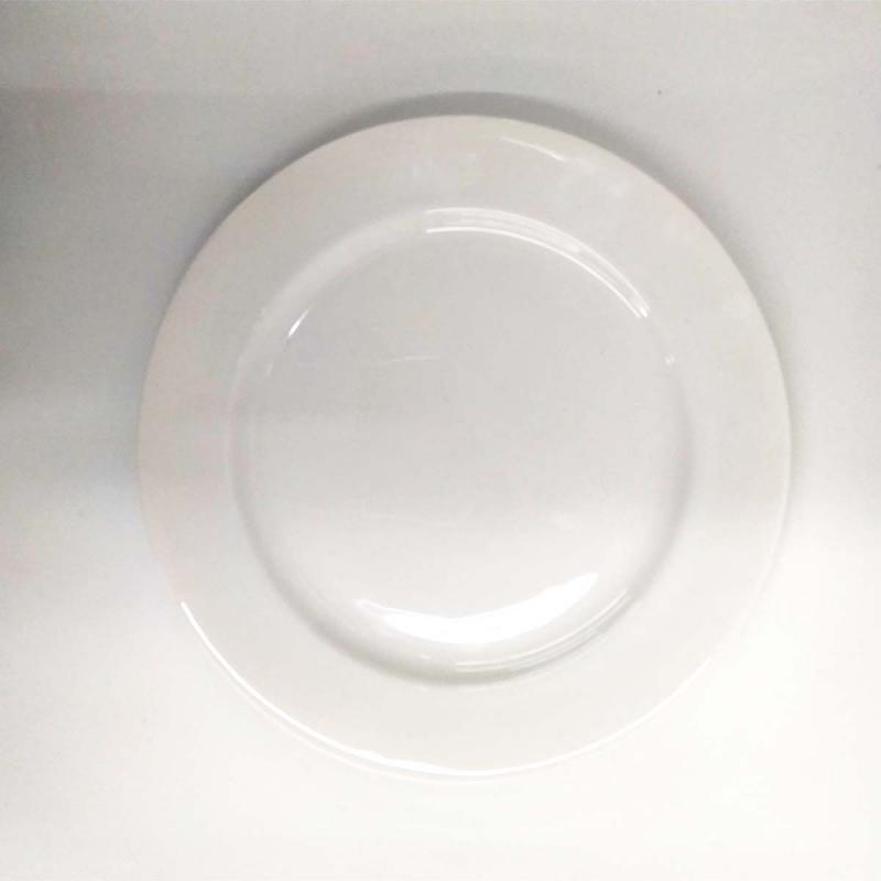 ST James Piring Makan Penutup 8.5 Inchi
