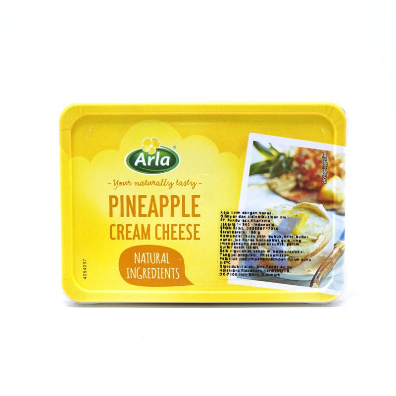 Arla Cream Cheese With Pineapple 150g