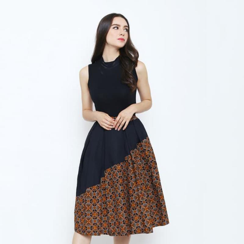 Asana Batik Skirt SK0981BRN