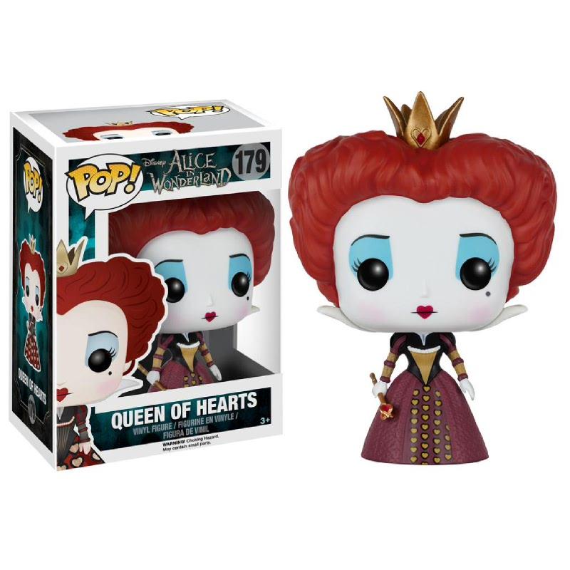 Disney Alice In Wonderland live Action - Queen Of Hearts