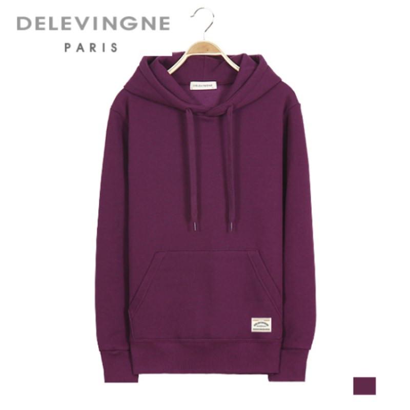 Yvonne Purple Hoodie Long Sleeve Big Size Unisex