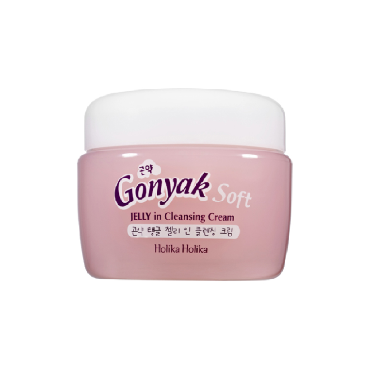 Gonyak Soft Jelly in Cleansing Cream