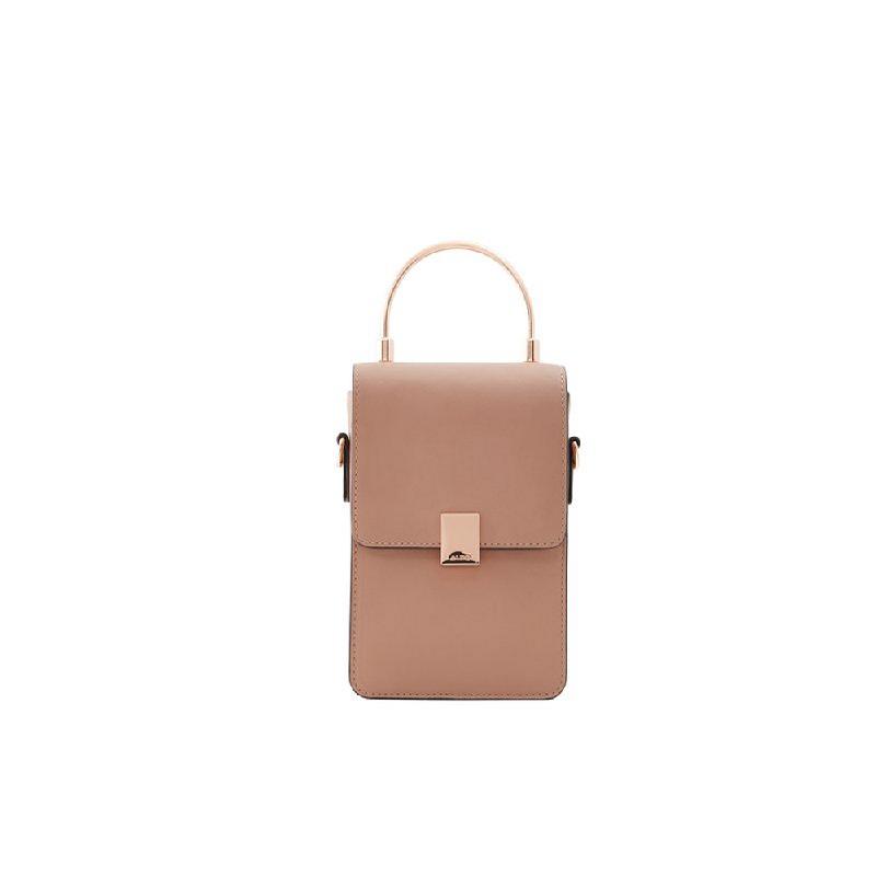 Aldo Ladies Cross Body Bags CITRINA-651-651 Dark Pink