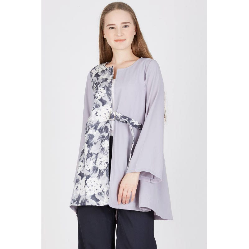 Reshma Coat Grey