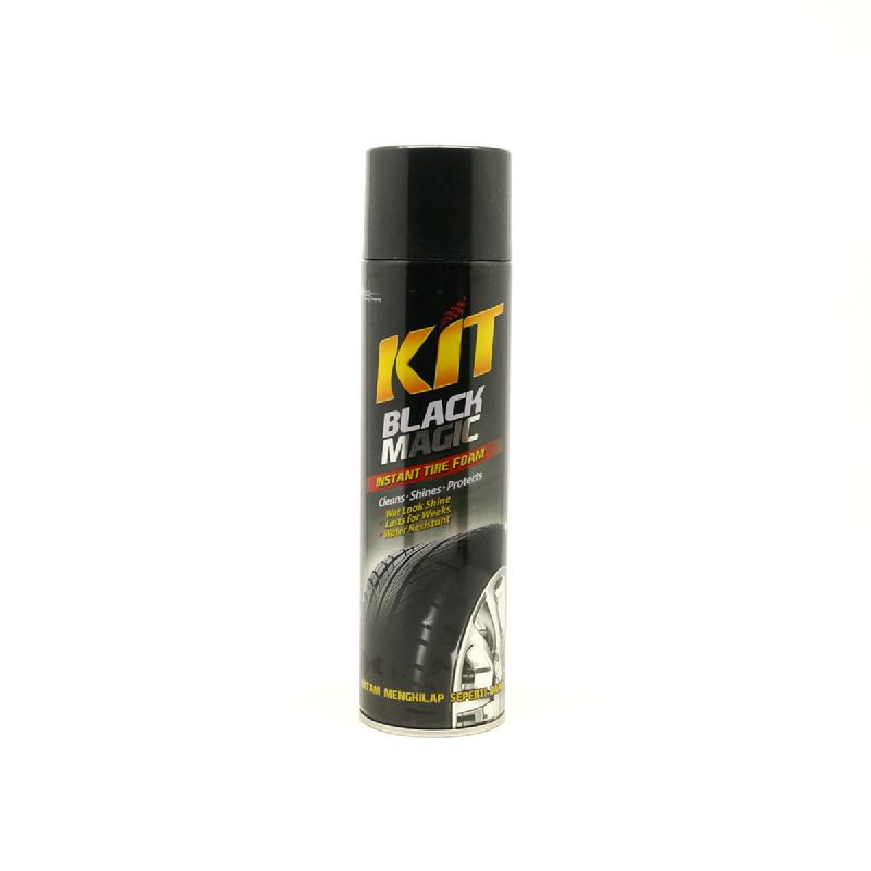 Kit Tire Foam Black Magic 500Ml