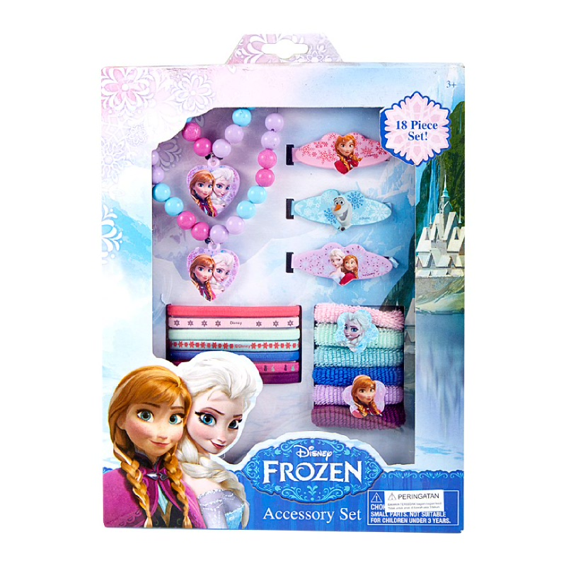 Frozen Set-Neck & Pony
