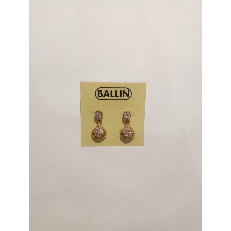 Ballin - Women Earring GD E22871G Gold