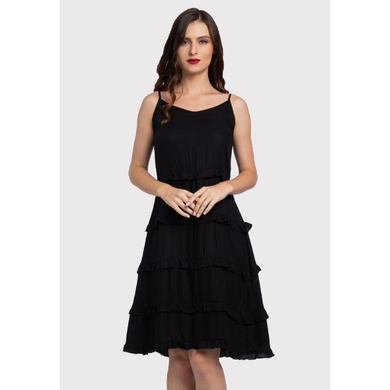 Lovadova Ophelly Dress Black