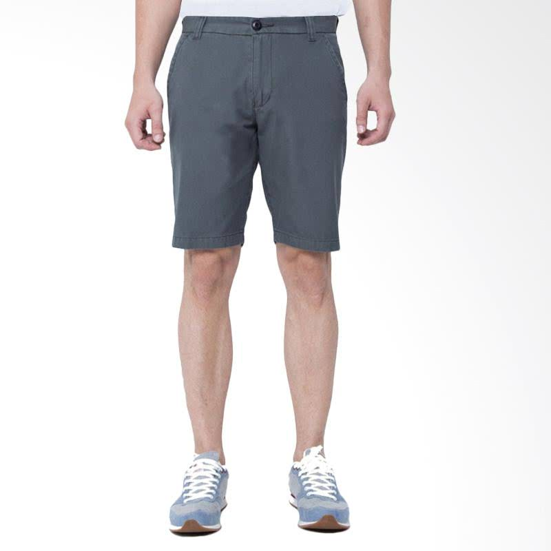 Men Chinos  Short Tonny - Grey