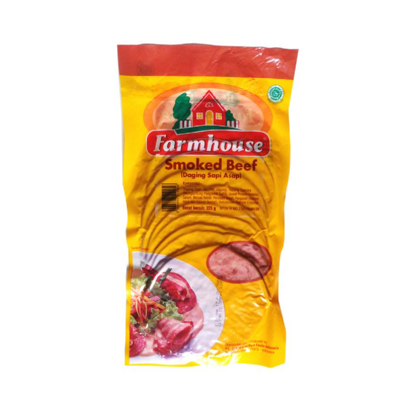 Farmhouse Daging Sapi Asap 225 gr