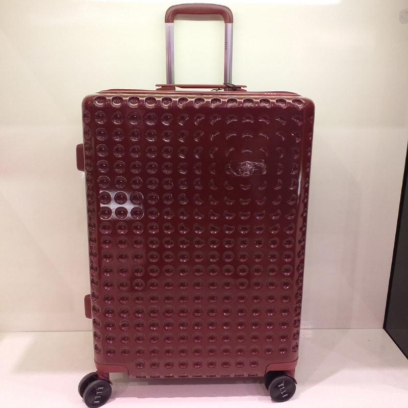 Elle Luggage 3120718-01 18' Luggage Red
