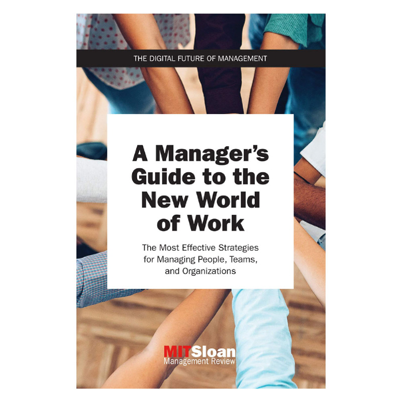 A Managers Guide to the New World of Work (The Most Effective Strategies for Managing People, Teams, and Organizations)