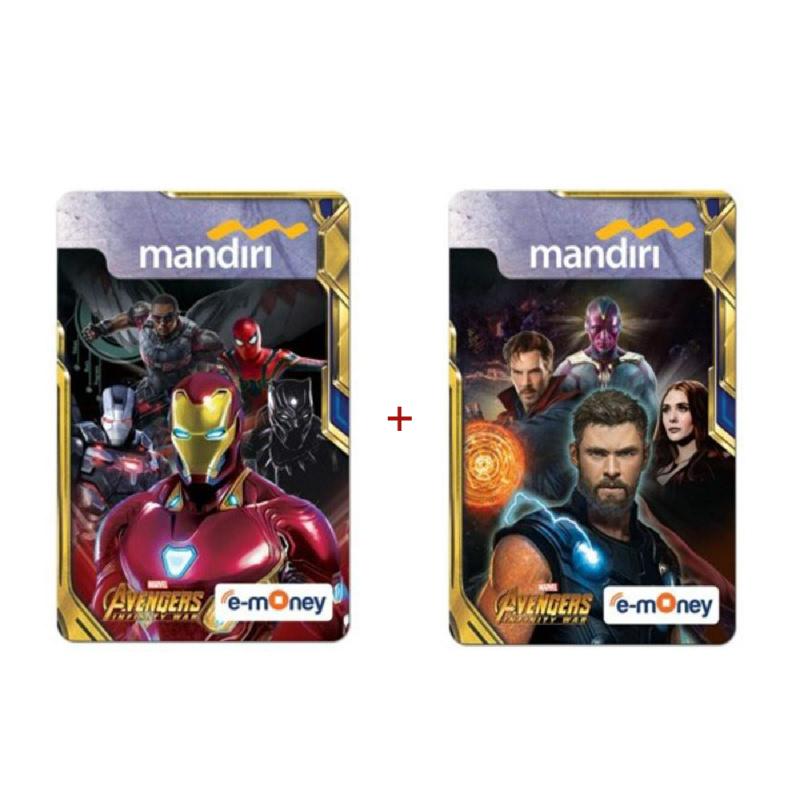 Avengers - Iron Man + Thor