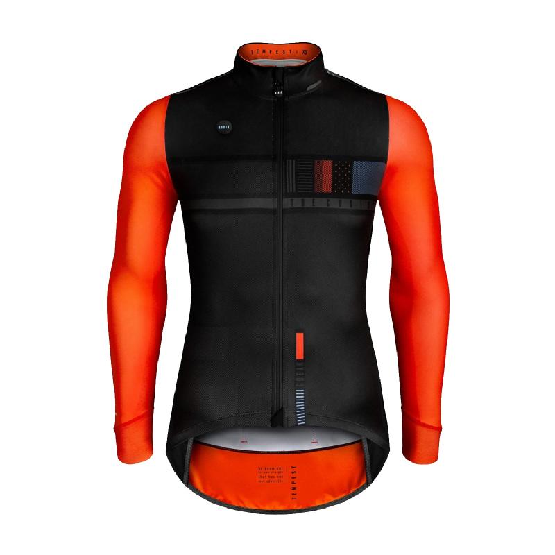 Gobik Tempes Ocher Black Lightweight Jacket