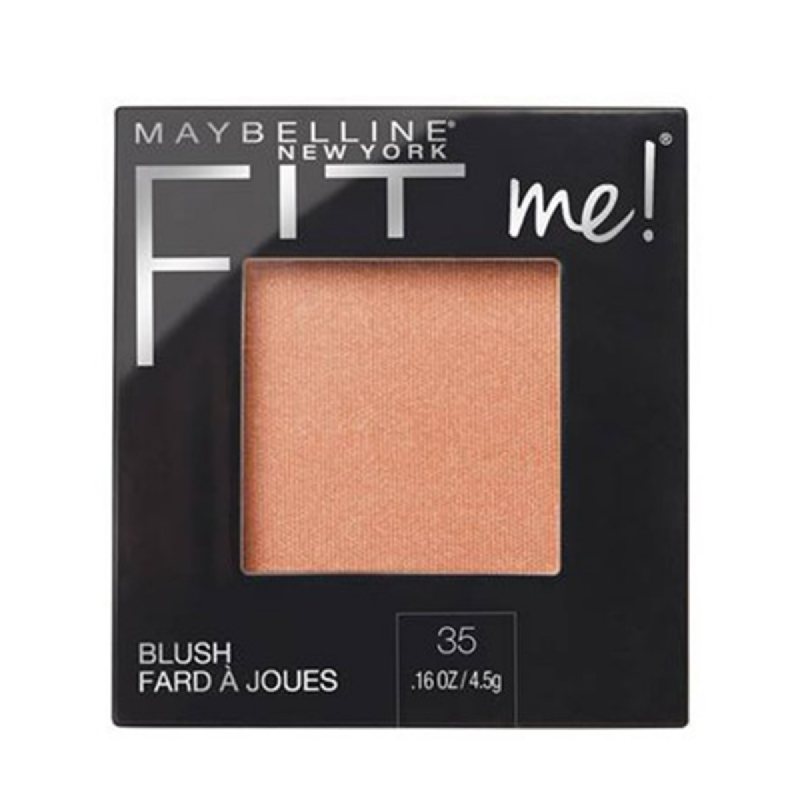 Maybelline Blush On Fit Me - Coral