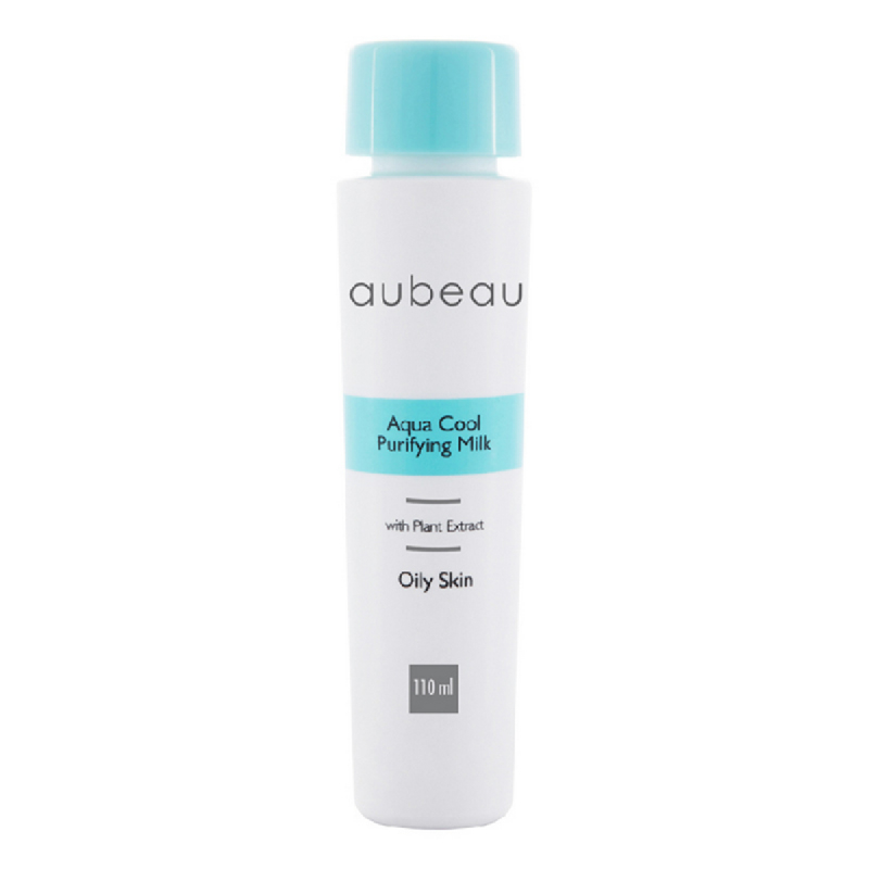 Aubeau Aqua Cool Purifying Milk 110 Ml