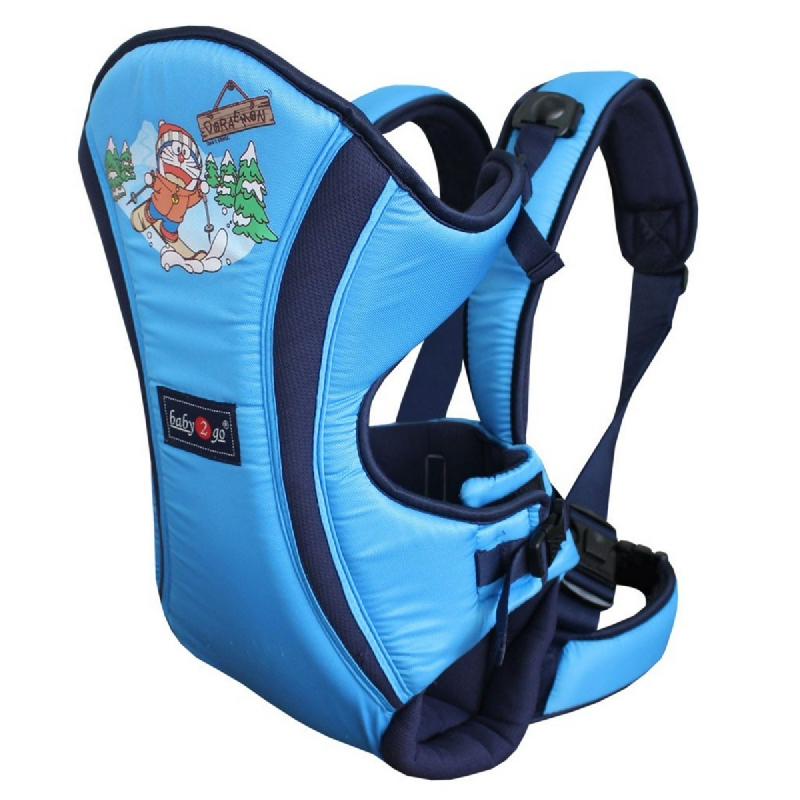 Baby2go Baby Carrier Doraemon 1B2G4101 Biru