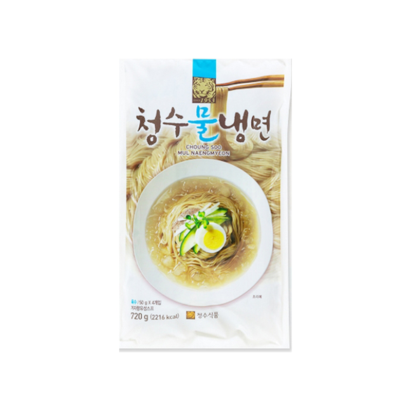 Choungsoo Nengmyon Chousoo Mul 720 gr