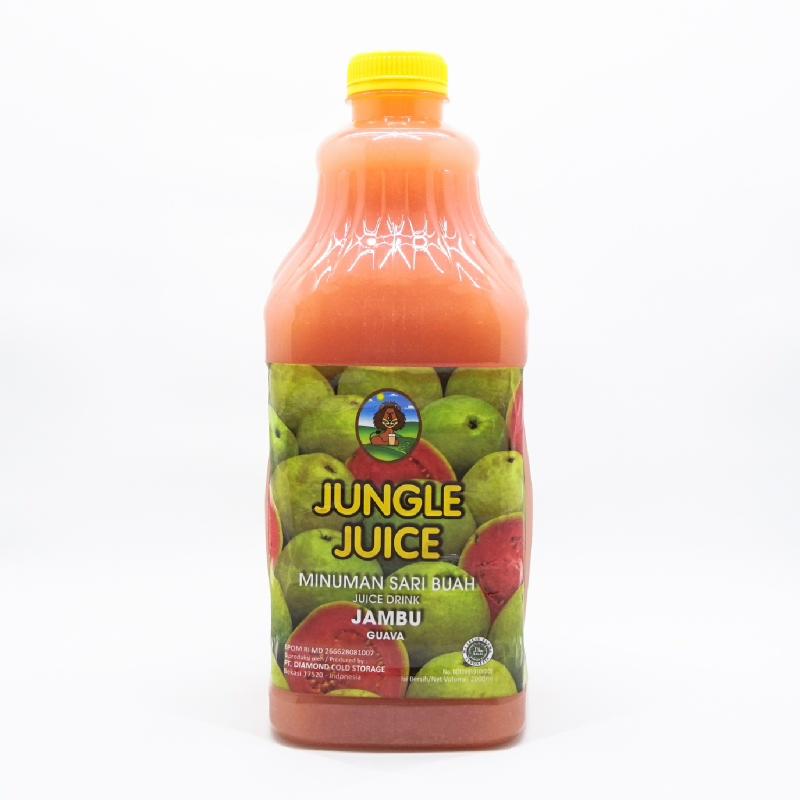 Jungle Juice Guava 2 Lt