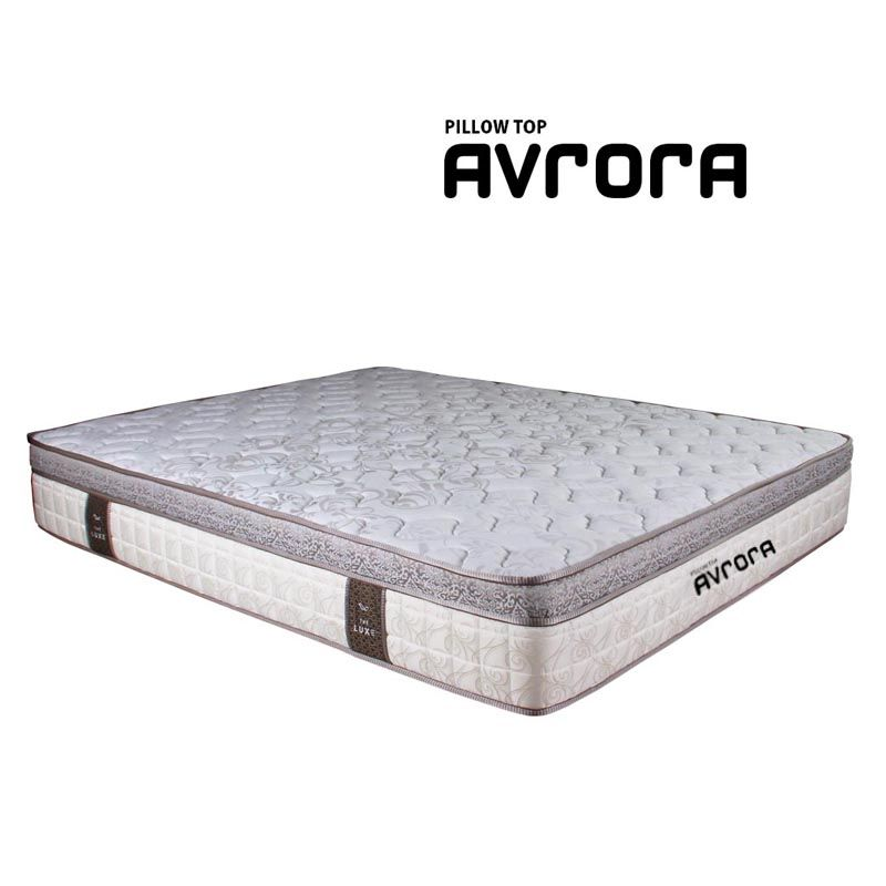 The Luxe Mattress Avrora 200x200  White
