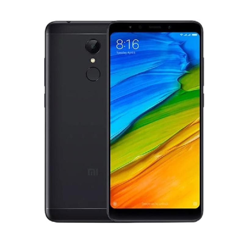 Xiaomi Redmi 5 [3 GB-32 GB] Hitam