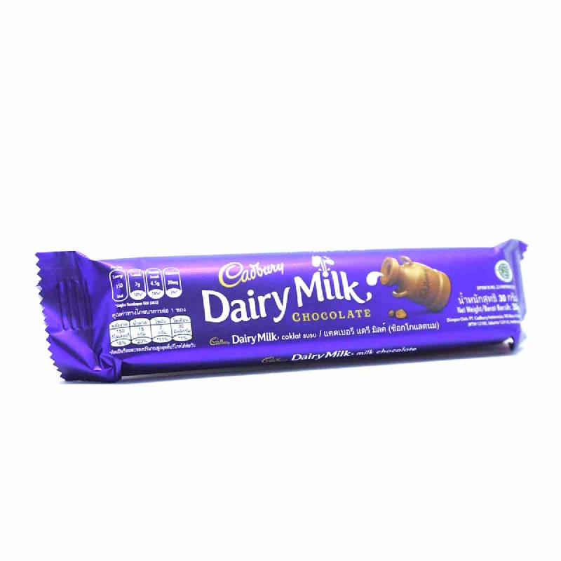 Cadbury Dairy Milk 30gr