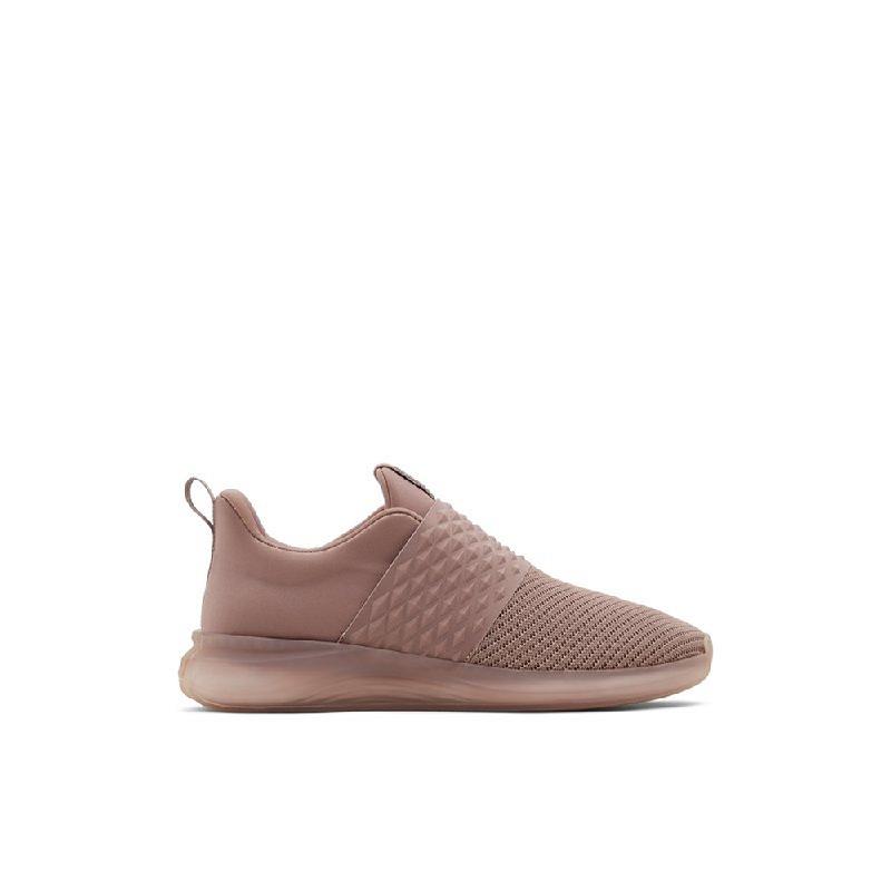 ALDO Ladies Footwear Sneakers RPPLCLEAR2B-060-Grey